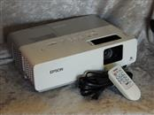 Epson 3LCD PowerLite 83 Projector HD 1080i EMP 83H